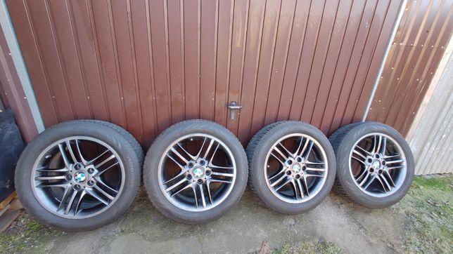 4szt felgi BMW z oponami NOKIAN, 5x120, 8Jx17H2, 675.4911-13, GRATIS