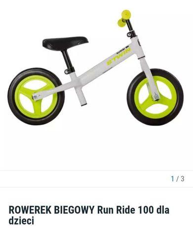 Sprzedam rowerek biegowy B-twin 10cali, w dobrym stanie