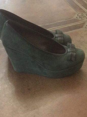 Итальянские туфли 36 р