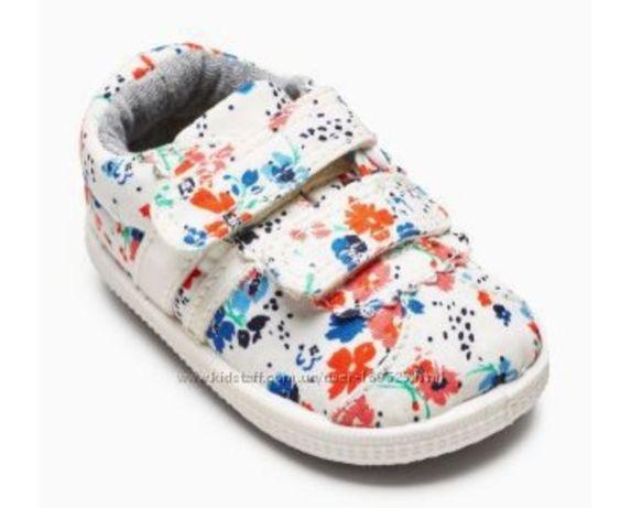 Пинетки/кроссовки для малышей (Первая обувь) Некст Next mini