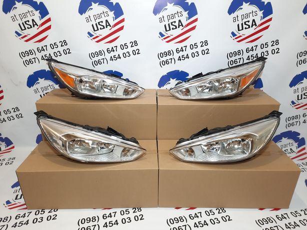 Ford Focus 2015- Фары Передние USA Aмерика EU Европа Бампер Телевизор
