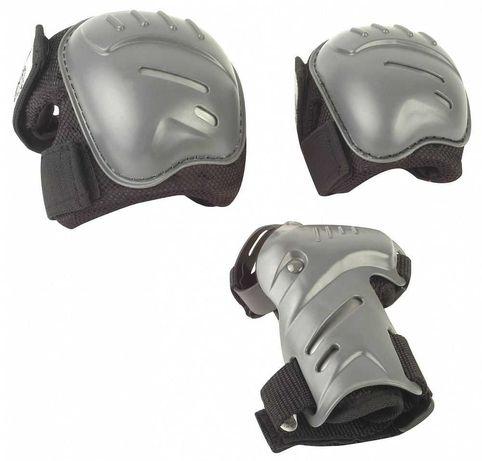 Комплект защиты Hudora 83031 L , ролики , скейт, от 4 лет