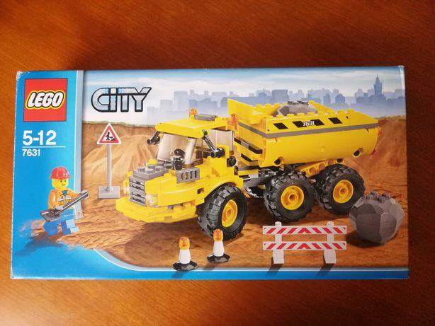 LEGO CITY 7631 Wywrotka Dump Truck