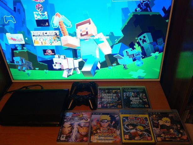 PS3FatSlim320500gVitaXbox360One(Игрообмен,5.05)+GTA45RDRMKMinecraft+Tv