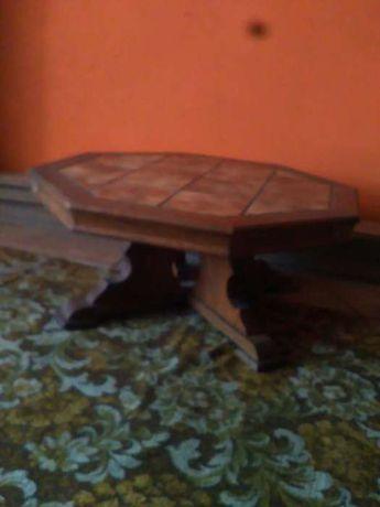 Stół, ława dębowa