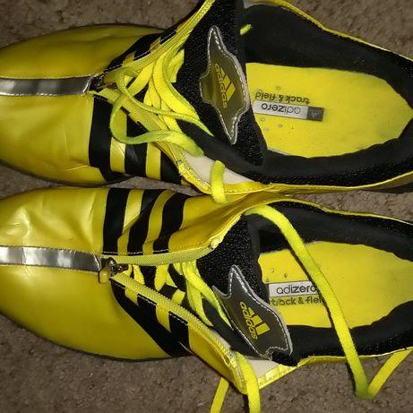 Шиповки Adidas для тройного