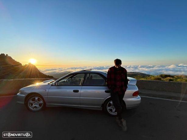 Subaru Impreza 2.0 GT 4x4 AC+TA+ABS