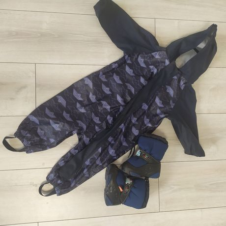 Обувь детская demar+ дождевик Lupilu