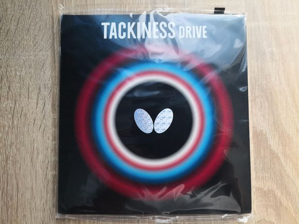 Накладка Butterfly Tackiness Drive 2.1 black