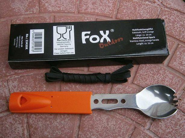 Багатофункціональна ложка-мультитул Fox Outdoor 33430K.