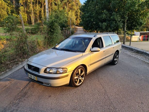 Volvo V70 2.0 turbo a GPL TOP... TROCO