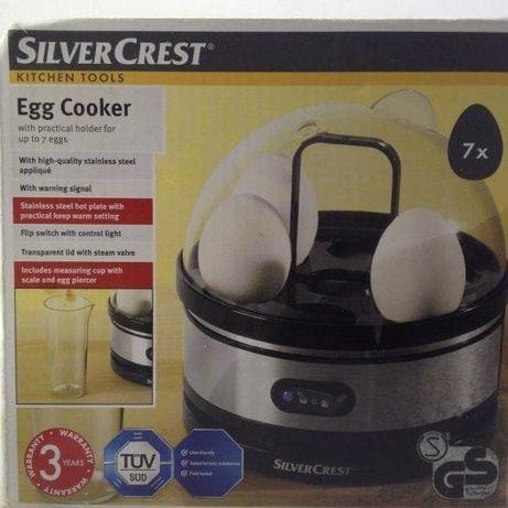 Urządzenie do gotowania jajek SilverCrest Egg Cooker