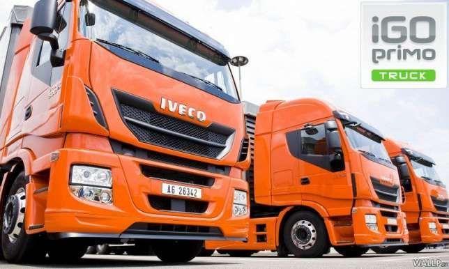 IGO Primo Truck 2020.Q4 KARTA , 16 GB CLASS 10 MAPA igo Europa BIŁGOR
