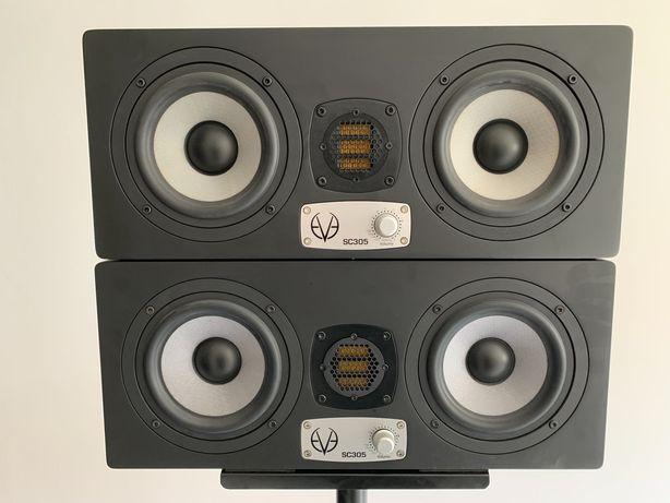 Monitores de estúdio EVE audio Sc305