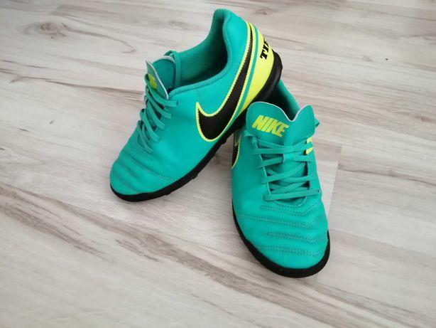 Buty Adidasy Nike Tiempo pilka nożna, do biegania, a torfy rozm. 37, 5