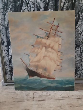 Obraz olejny 92×73