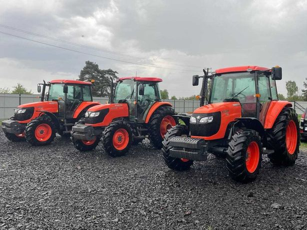Трактор Kubota M9540 2013р МТЗ, CLAAS, John Deere
