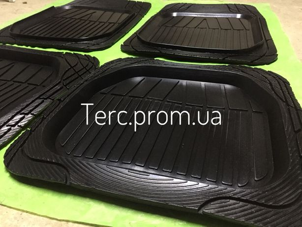 Автоковрики Коврики резиновые ВАЗ 2101 2102 2103 2104 2105 2106 2107