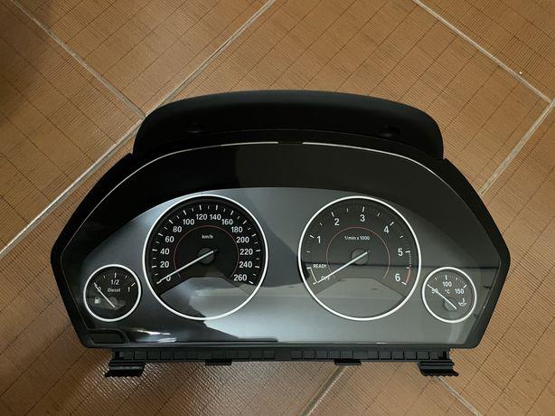 BMW F30/F32 приборная панель (приборка) 6WA