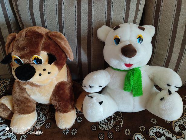 Мягкие детские игрушки