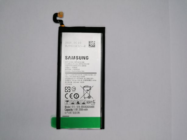 Bateria Galaxy S6 G920F