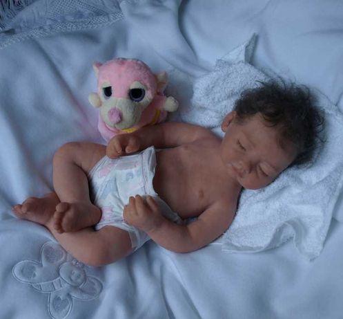 Bebé Reborn  em SILICONE