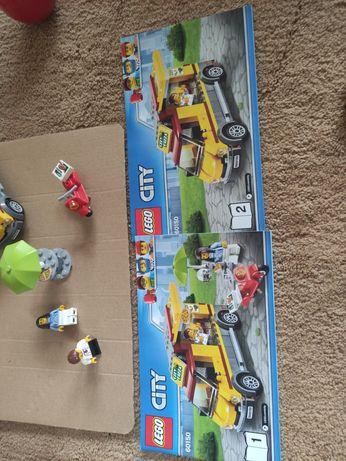 Lego city 60150 food track