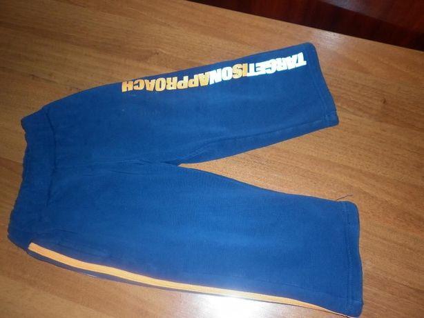 Спортивные штанишки до 3 лет