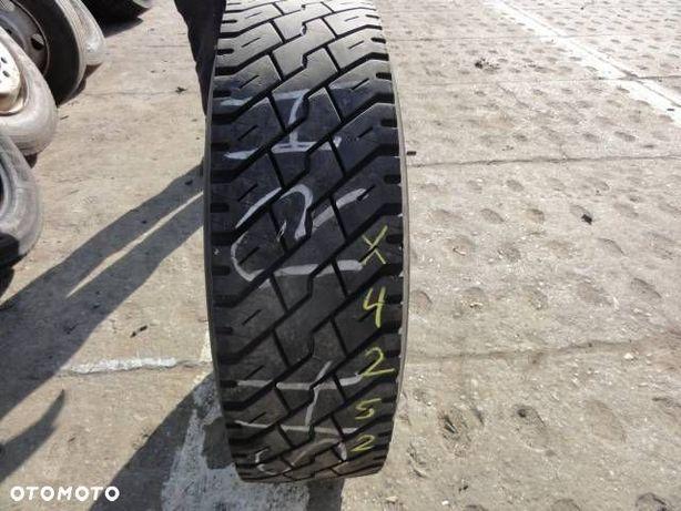 235/75R17.5 Dunlop Opona ciężarowa Napędowa 9 mm