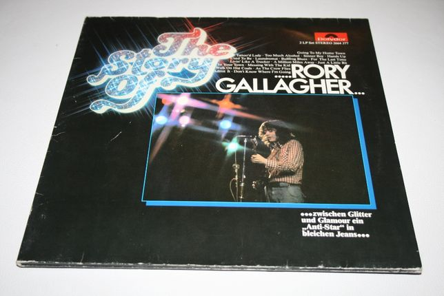 2LP płyty winyl Rory Gallagher - The Story Of...