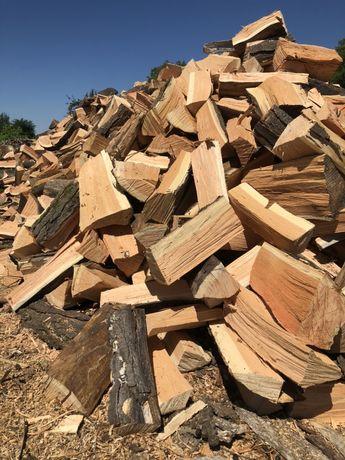 Продам колотые дрова (сухие дуб,акация,граб-800грн.,опт и в розницу.