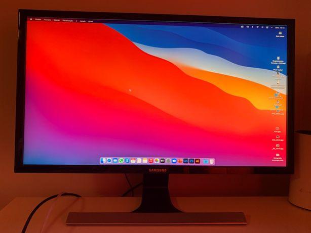Monitor Samsung 28 Pol. 4K Ultra HD - LED IPS - FreeSync - Como novo