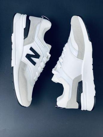 New Balance кроссовки Нью Баланс кросівки білі Ню баланс Знижка Топ