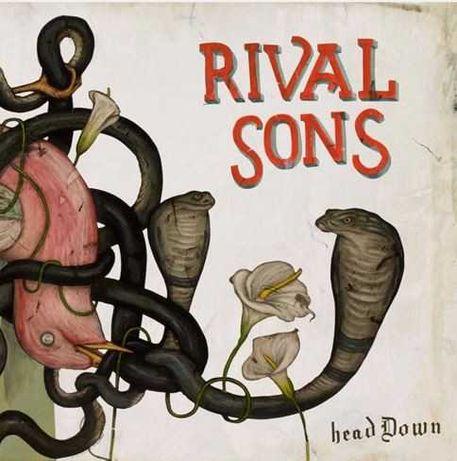 Cd rival sons head down 2012 hard blues stoner