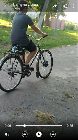 Электровелосипед, мотор колесо Mxus 36-48в