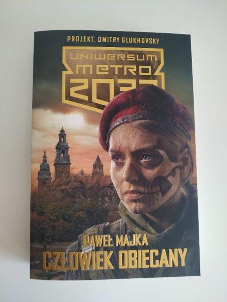 Uniwersum Metro 2033: Człowiek obiecany, Paweł Majka - nowa