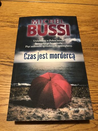 Michel Bussi Czas jest morderca