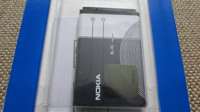 АКБ Nokia BL-5C 1100/1101/1110/1112/1600/2300/2310/2600/2610/3100/3110