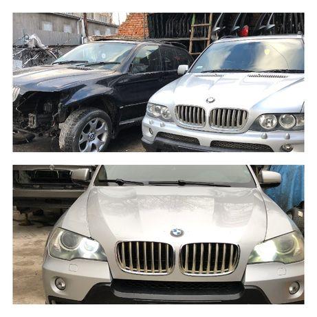 Разборка BMW X5 E53 E70 E60 F10 Бампер Двигатель БМВ Х5 Е70 Е53