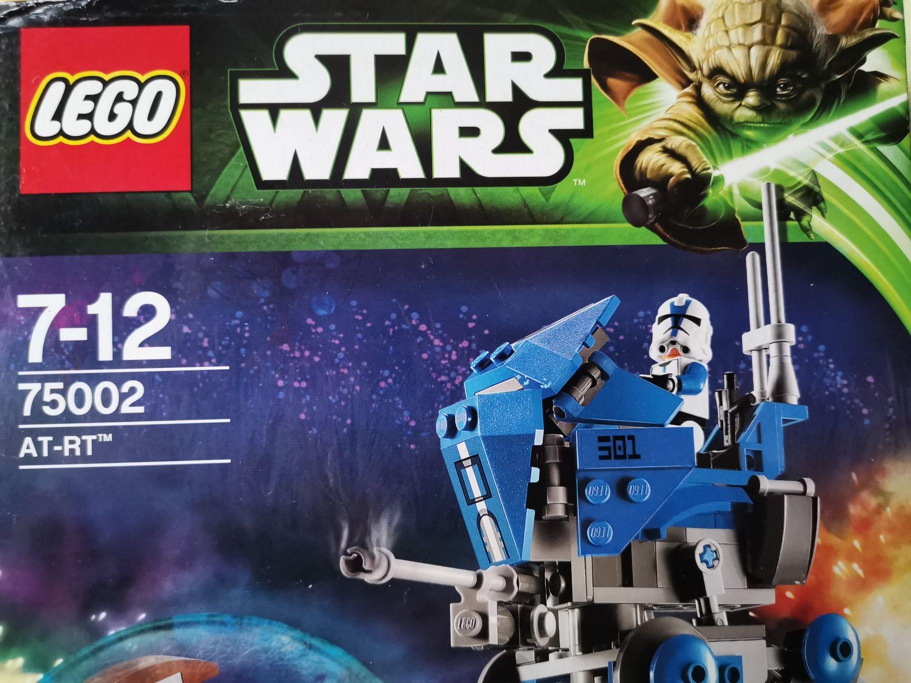 Lego Star Wars 75002 AT-RT. Komplet.