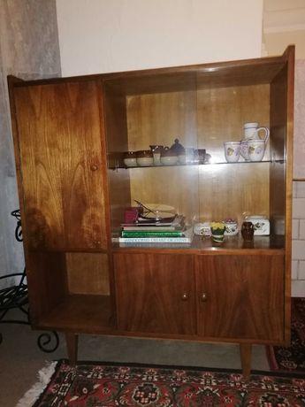 Biblioteczka pokojową lata 70