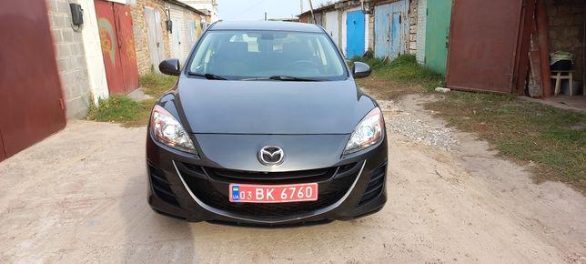 Mazda 3  1.6tdi  6-ст.  Свіжопригнана, розмитнена, сертифікат