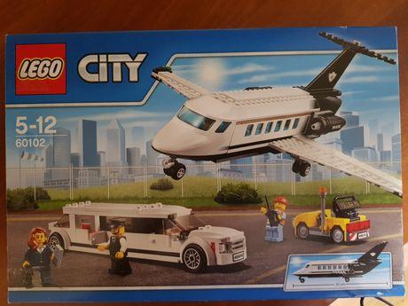 LEGO City VIP-сервис в аэропорту