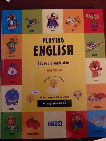 Playing English zabawy z angielskim