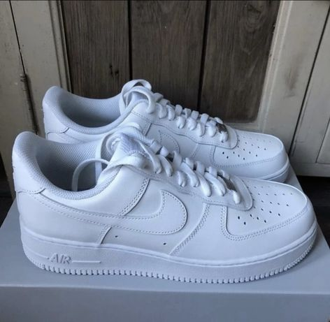 Nike Air Force One Low White