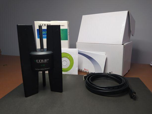 Nowa Antena do komputera wzmacniająca sygnał WI-FI
