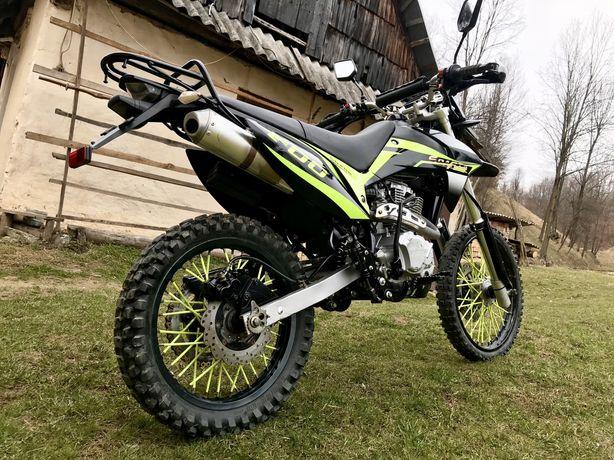 Sparta cross 200cc