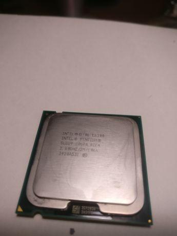 Procesor Intel E6300 Core 2 Duo