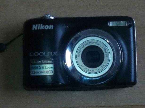 aparat Nikon uszkodzony