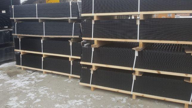ogrodzenie panelowe z podmurówka panel h123 fi4 48.30zł metr bieżacy!